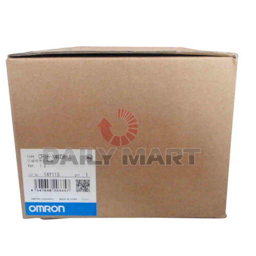 OMRON Automation /& Safety CP1H-X40DR-A Programmable Logic Controller I//O Module