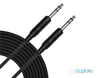 Mogami Molded 1/4 Trs To Trs Patch Cable | 20 Feet | 20 Foot | 20'