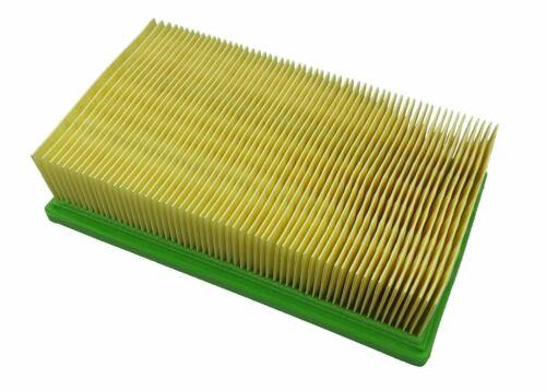 Flachfilter Ersatz  für Kärcher Staubsauger 6.904-367 NT 35//1 NT 45//1 NT 55//1