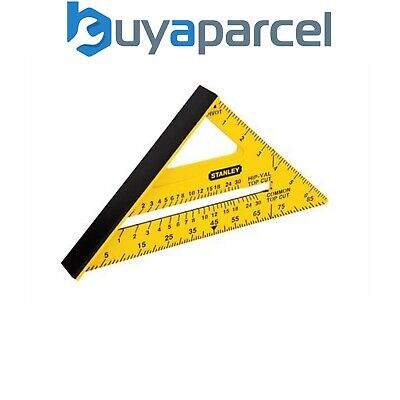 STA46011 12in Stanley Tools Dual Colour Quick Square 300mm