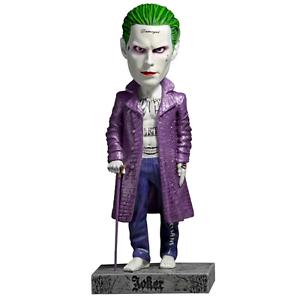 "NECA DC Comics Suicide Squad Le Joker Headknocker Environ 8/"" Figure en stock"