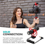 thumbnail 6 - Movo DoubleMic Dual-Capsule Condenser Microphone for Smartphones and Cameras