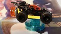 Lego Dimensions Batmobile Lot Of 10 Brand In Factory Bag