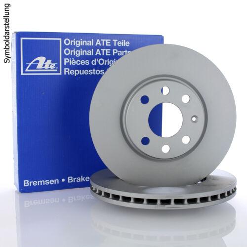 2x ATE Bremsscheiben Ø276mm vorne Mercedes Sprinter/&VW Crafter //// 24.0122-0161.1