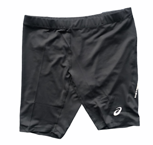 Asics Men's Running Shorts Sprinters Sports Shorts - Black - New