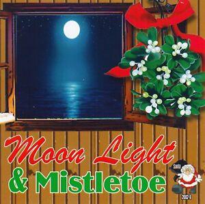 Moon-Light-amp-Mistetoe-by-VA-CD-Santa-Records-2002-9-Like-NEW-Condition-OOP