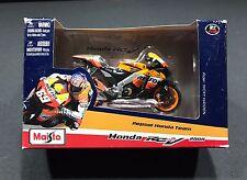 2008 New/Open Box Maisto 1/18 Nicky Hayden #69 Repsol Honda RC212V Moto GP
