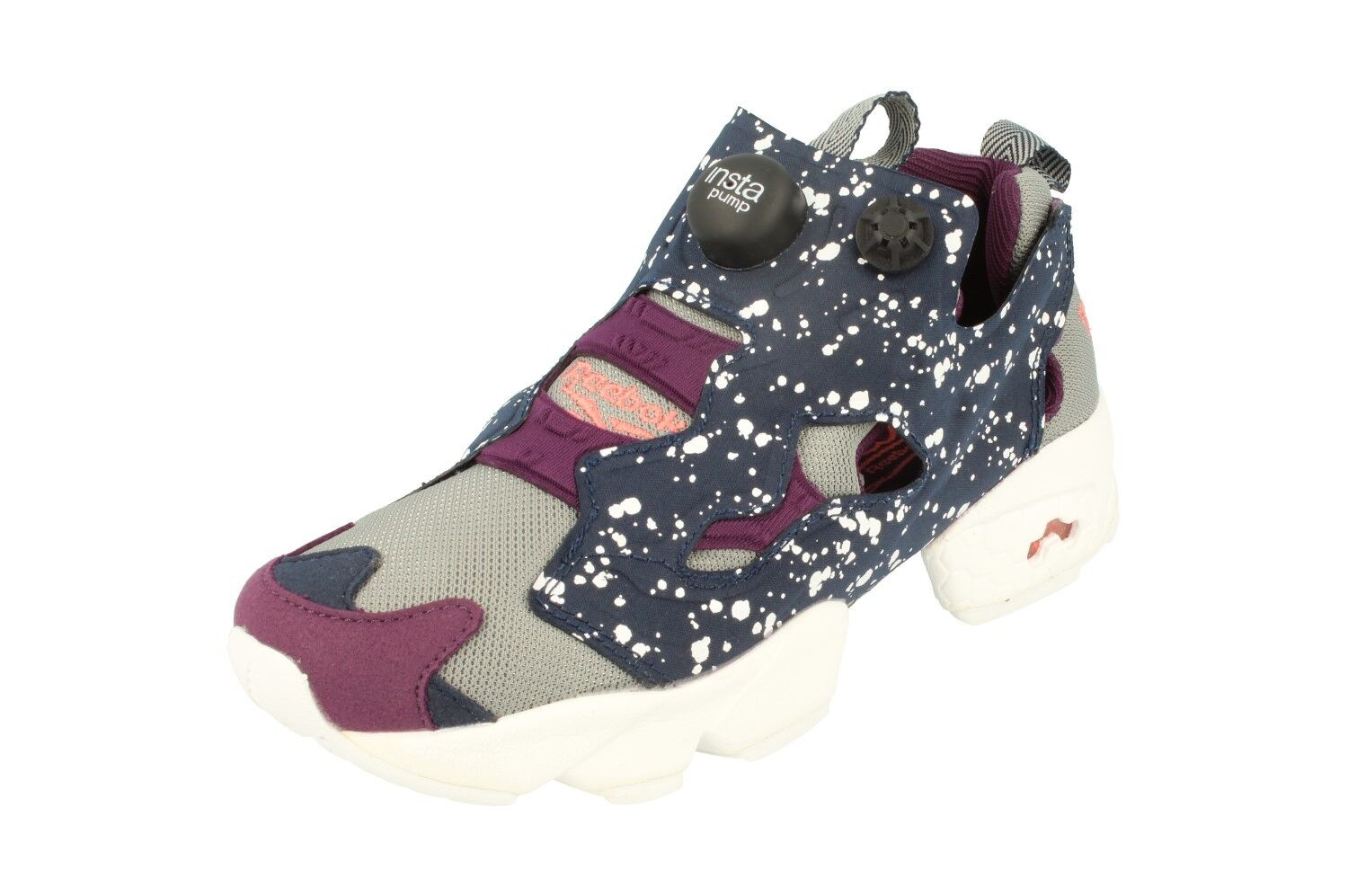 Reebok Instapump Fury SP V66116 Mens Running Trainers Sneakers