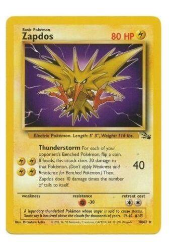 WOTC Choose A Card Original Pokemon Holo And Rare Base Set Trading Cards