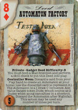 Deadlands Doom Town CCG Various Eye For An Eye Card Game Singles