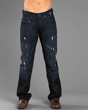 William Rast Jake Straight Leg Jeans NWT RRP