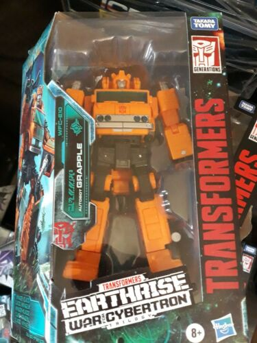 Transformers Earthrise WAR for Cybertron VOYAGER Rampino