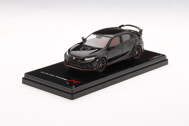 Honda Civic Type R Cristal Negro Perla (RHD) TSM Modelos 1 43  TSM430275