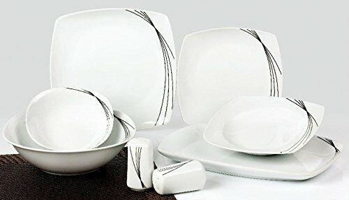 Porcelaine de Table Service essservice 28tlg Melanie tk-967 pour 6 personnes
