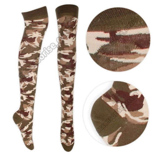 Womens Socks Party Essential Over The Knee Socks Various Designs