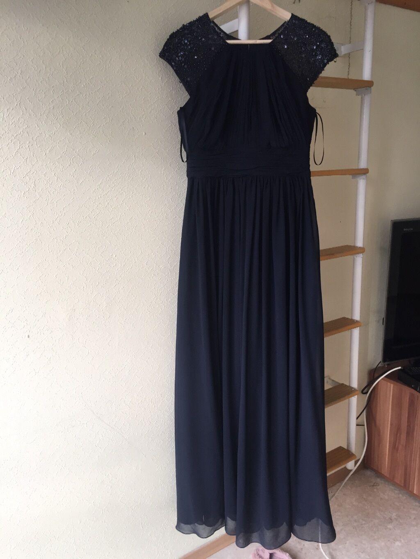 Abendkleid hochzeitskleid ballkleid gr M NEU