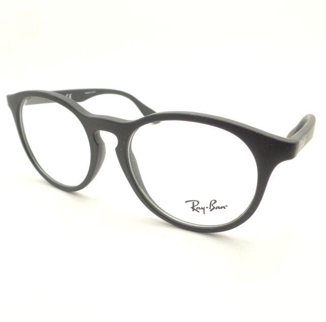 Eyeglasses Ray Ban Junior RY1554 3615 46-16 Rubber Black   eBay
