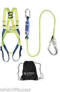 JSP FAR1111 Pro-Fit Single Scaffolders Height Safety Kit