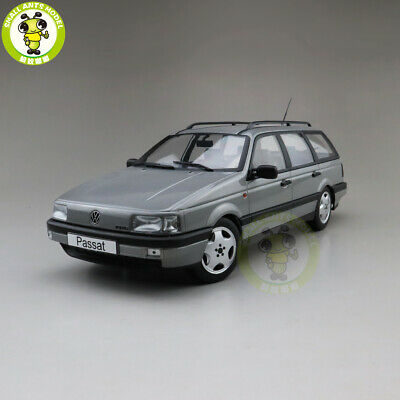 Volkswagen VW Passat B3 Variant année 1988 noir 1//18 KK-Scale