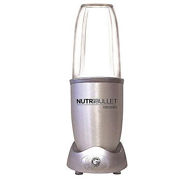 NEW 1200 Series 1200 watt 12 piece Nutrient Exractor: Silver: N12-1207
