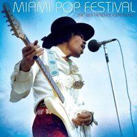 Jimi Hendrix - Miami Pop Festival [new Cd] on Sale