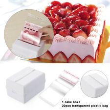 LT/_ EG/_ Funny Making Surprise Birthday Cake Props Money Box Tricky Toy with 20