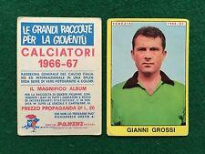 CALCIATORI 1966/67 66/1967 VENEZIA Gianni GROSSI Figurina Sticker Panini (NEW)