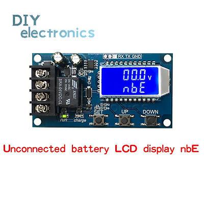 30A 6-60V Charging Control Module LCD Display Protection Board Lithium Batt WMS