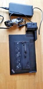 Lenovo-Thinkpad-433835U-Mini-dock-Docking-Station-with-USB-3-0-W520-W530-170w-ac