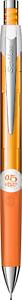 0.5 mm orange Scrikss Office Druckbleistift ERGO Neon
