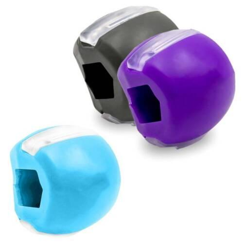 Hot Sale JawLine Exercise Jawlineme exerciser fitness ball neck face toning  jaw