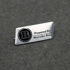 Car Sticker Decal Emblem Logo Styling Accessorie BRABUS Logo for Mercedes-Benz