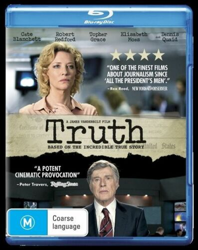 1 of 1 - Truth (2016)  Cate Blanchett -New ExRetail Stock Genuine & unSealed D73/ D128