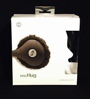 Fur Lined Innohug Headphones With Muff Earpads In Black (brand New)