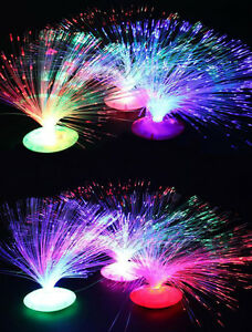 Image Is Loading Childrens Toddlers Babies Fibre Optic Colour Changing Night