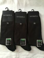 Bamboo Mens Socks Brown Navy Pack Of 6 Pairs Natural Socks Hatemoglu Socks
