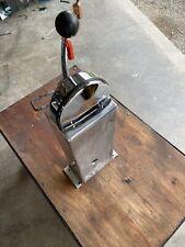 Klimabedienteil Spritzwand Zwei Hebel ULTRAFLEX B47 Motor Boot Two Side Mount