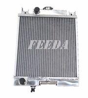 Aluminum Radiator For Suzuki Swift Gti 1989-1994 1990 1991 1992 1993 Manual