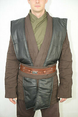 Anakin Jedi Tunic Costume star wars sith skywalker props accessories