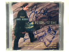 JAKE HEGGIE Flesh & stone cd RARISSIMO COME NUOVO VERY RARE SIGNED LIKE NEW