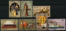 Australia 1972 sg#523-9 Set Pioneer #d38156 vita usato