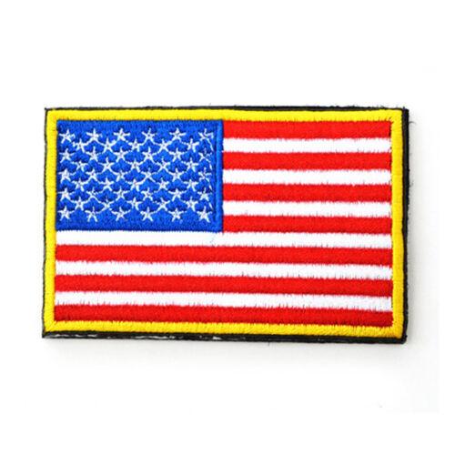 Emblem Military Patch Tactical Armband PVC Rubber Morale Hat Badge Hook Brassard