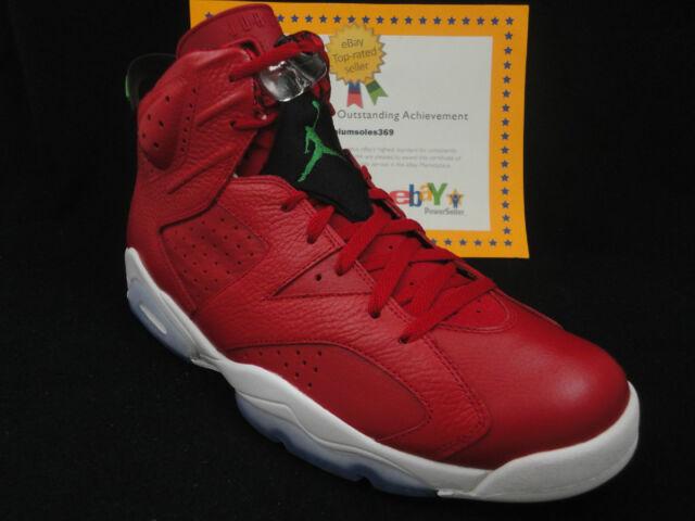 size 40 35795 cd5f9 Nike Air Jordan 6 Retro Spizike , History, Varsity Red, Size 14