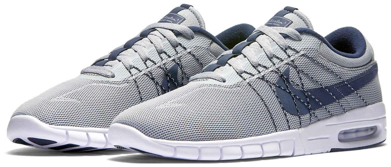 NIKE  KOSTON MAX Shoes - WolfGrey/Obsidian/White - Size 7 - NIB