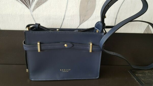 Radley London Navy (blu Inchiostro) Crossbody Bag Prezzo Consigliato £ 149.