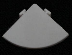 QUICK DIAMOND CORNERS - SILVER / TO SUIT QUICK DIAMOND GARAGE FLOORING TILES