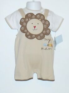 Details about Messages from the Heart Infant Boys Two (2) Piece
