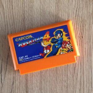 Rockman-4-Megaman-Famicom-NES-en-Loose-Nintendo-Capcom