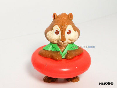 2011 Mcdonald S Happy Meal Alvin The Chipmunks Chipwrecked 5 Theodore Toy Ebay