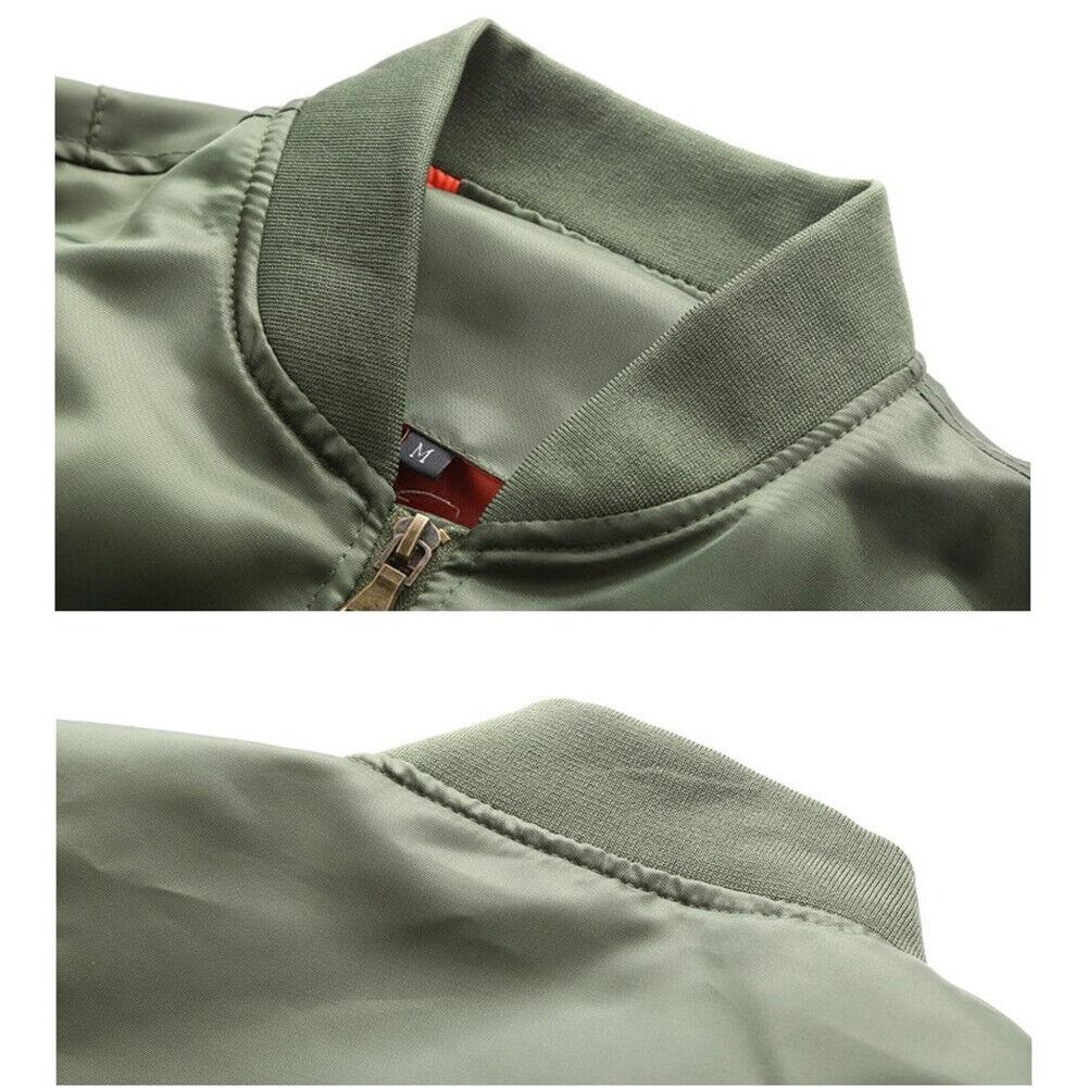 Fall-Winter Fit Lightweight Jacket Coat